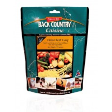 Back Country Cuisine - Classic Beef Curry 2 Serve