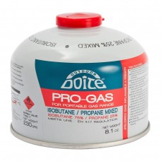 Doite Outdoors - Pro Gas - Isobutane Propane 110grms 3.9oz