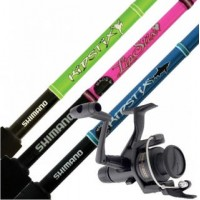 Shimano Kidstix Rod and Reel