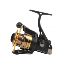 Fin Noir Megalite 7ft Rod and Bahama 3000 Reel Combo